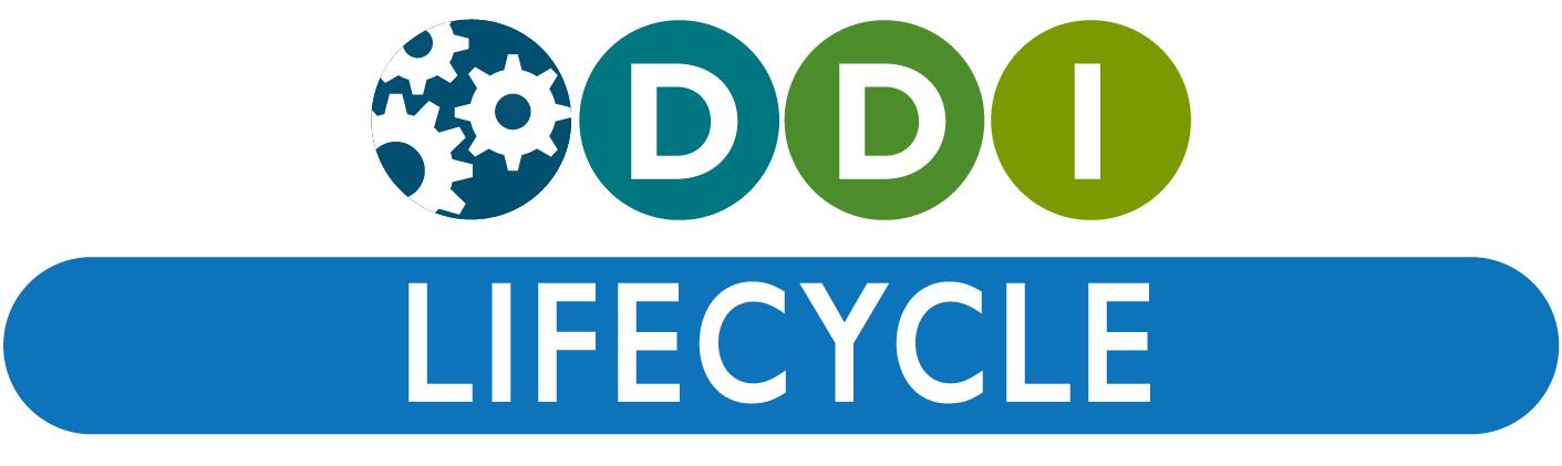 DDI Logo with Tagline 5 -- Lifecycle