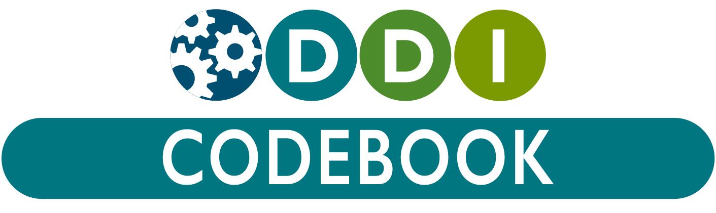 DDI Logo with Tagline 6 -- Codebook